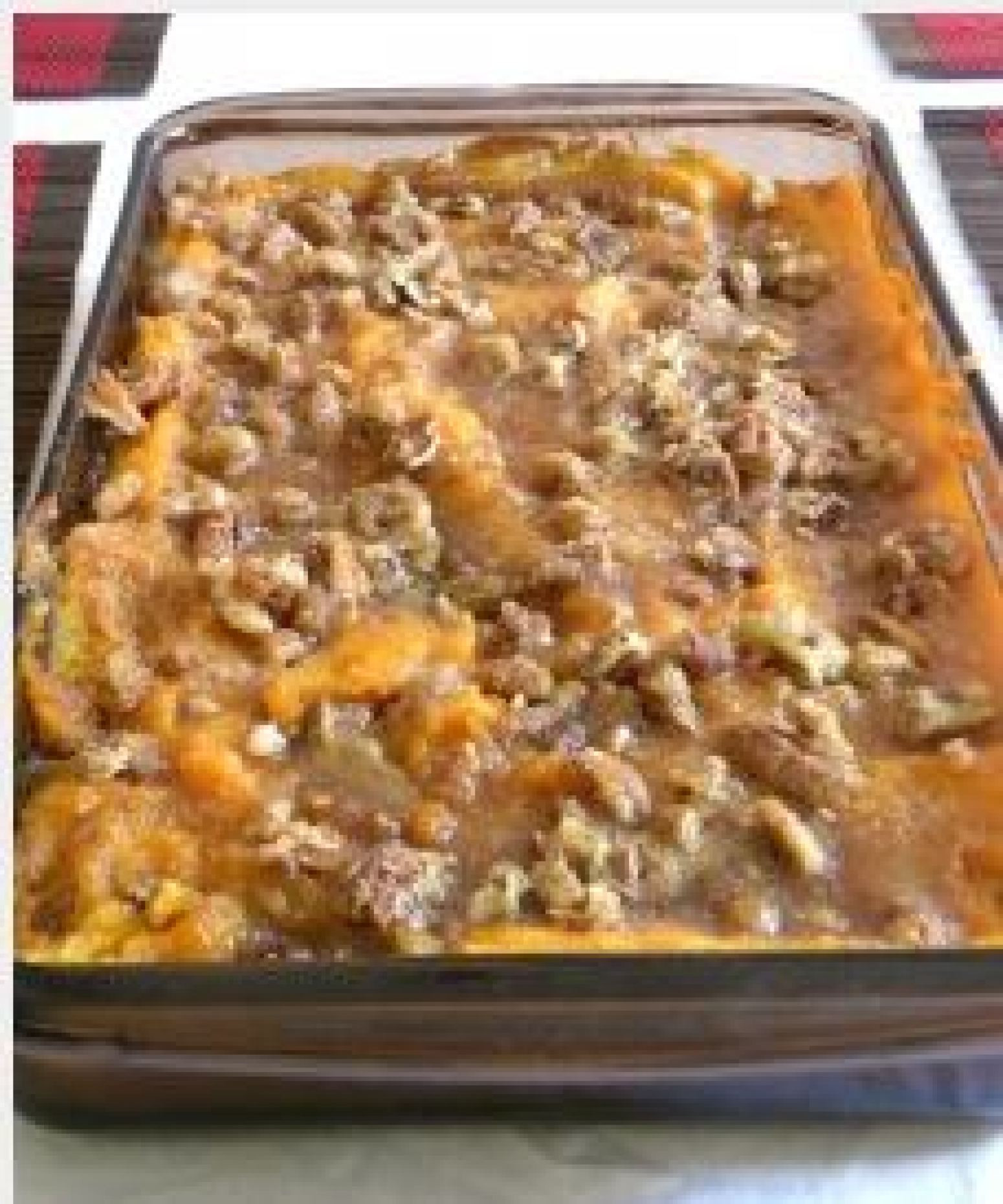 Crock Pot Sweet Potato Casserole  Crock Pot Sweet Potato Casserole Recipe 3