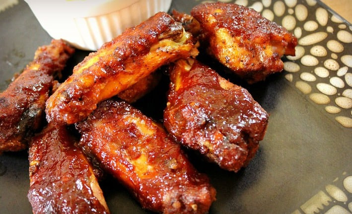 Crockpot Bbq Chicken Wings  Slow Cooker Barbecue Chicken Wings – Good Dinner Mom