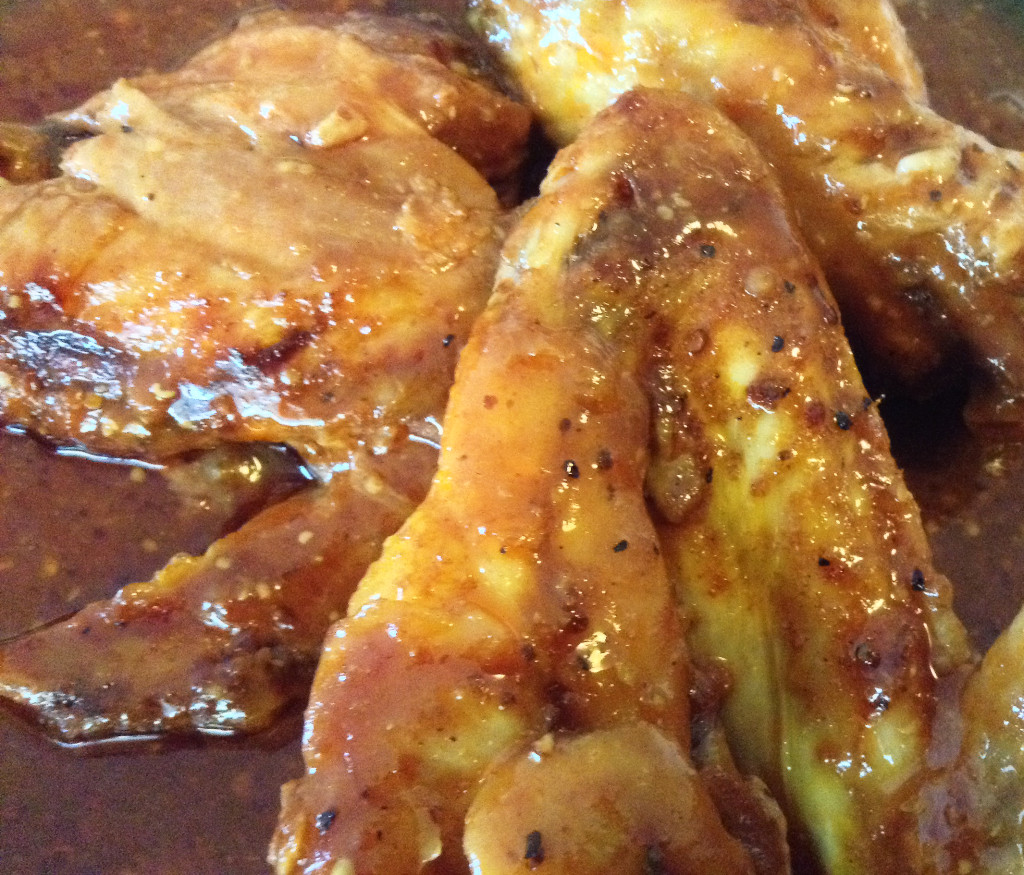 Crockpot Bbq Chicken Wings  Easy Crock Pot BBQ Chicken Wings Recipe So Good