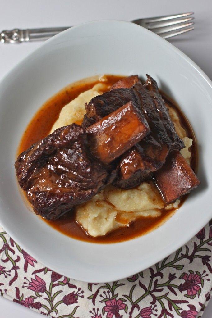 Crockpot Beef Short Ribs  15 Crockpot Fall Recipes My Life and Kids