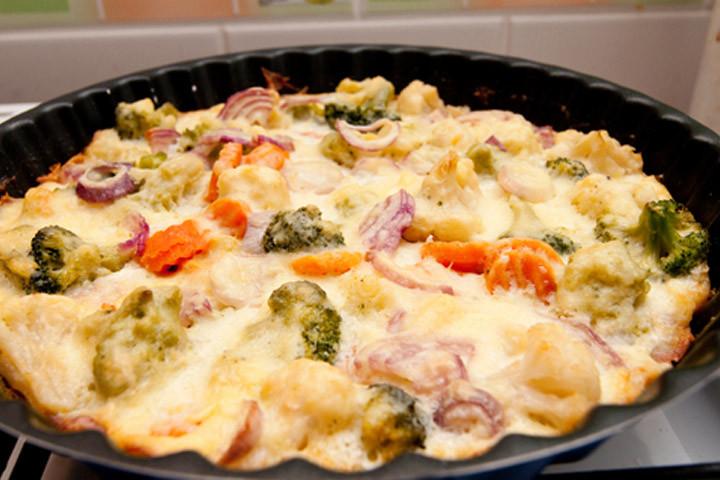 Crockpot Breakfast Casserole Recipe  Recipes for Crock Pot Breakfast Casserole CDKitchen