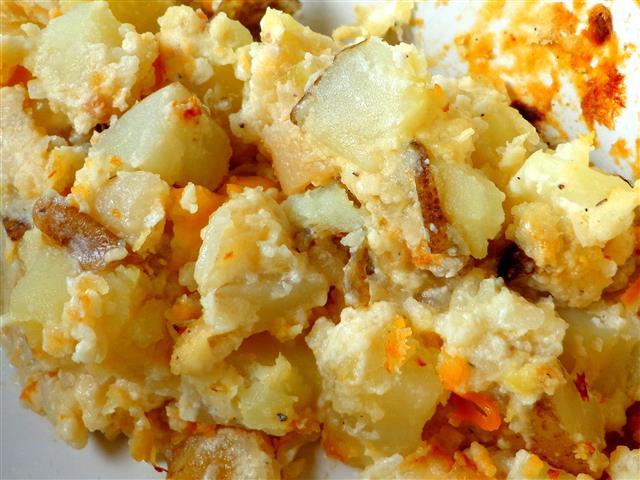 Crockpot Breakfast Potatoes  Crockpot breakfast potatoes