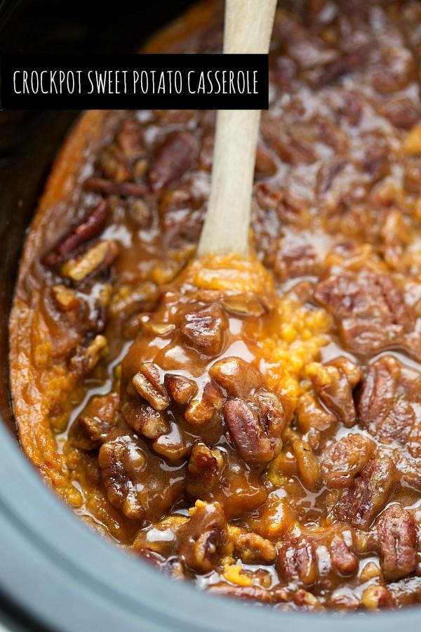 Crockpot Potato Casserole  15 Fall Favorite Slow Cooker Recipes The Magical Slow Cooker