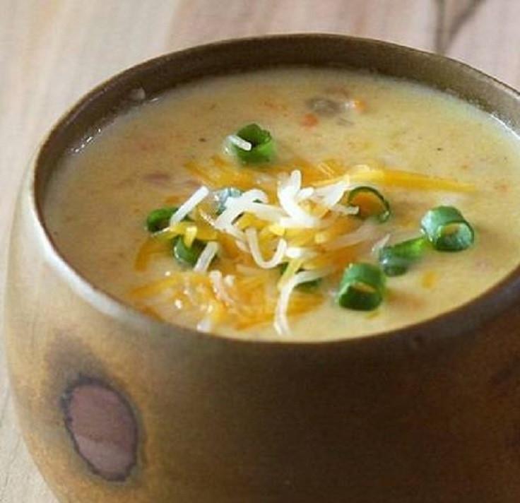 Crockpot Potato Soup Recipe  Top 10 Ham Crock Pot Recipes Top Inspired