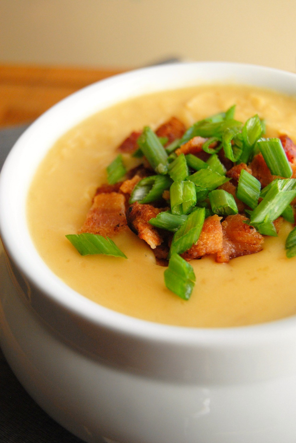 Crockpot Potato Soup Recipe  Nikki's Creamy Crock Pot Potato Soup Recipe Glorious