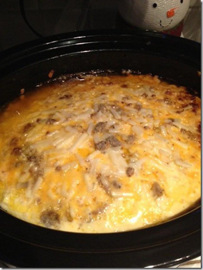 Crockpot Recipes Breakfast  20 Crock Pot Thanksgiving Recipes Lydi Out Loud