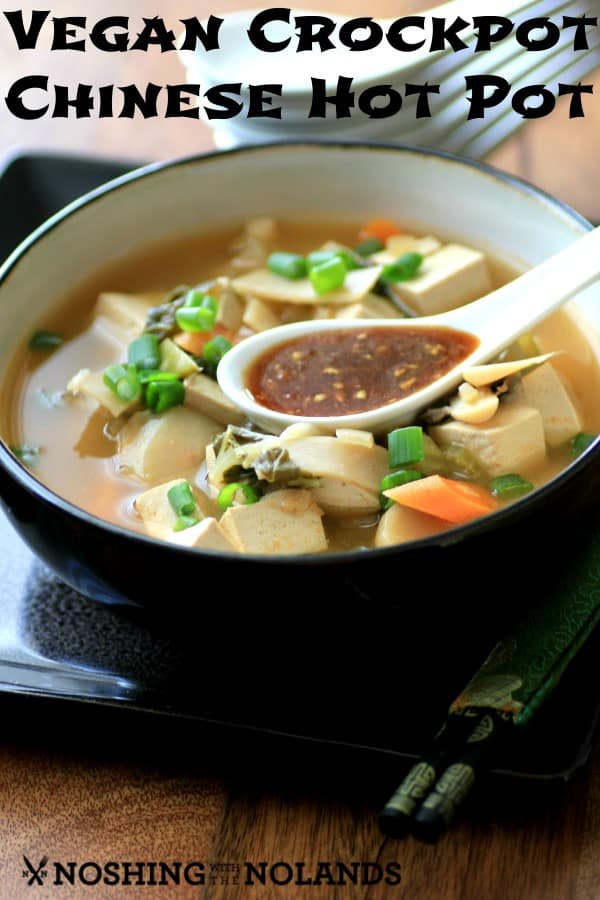 Crockpot Vegan Recipes  MWM Vegan Crockpot Chinese Hot Pot
