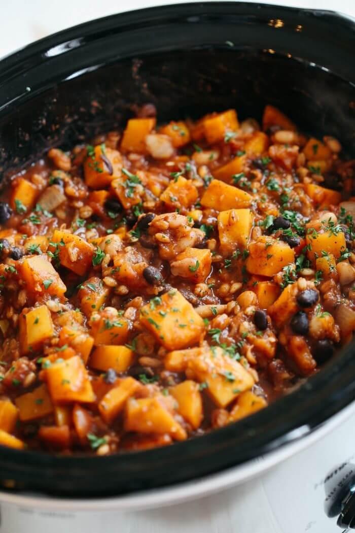 Crockpot Vegan Recipes  28 Wonderful Vegan Crockpot Soups Stews Recipes Healthy