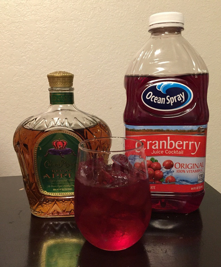 Crown Apple Drinks Recipes  Top 10 Crown Royal Drinks with Recipes