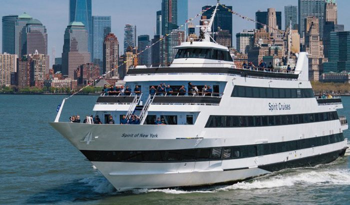 Cruise Dinner Nyc  New York Helicopter Tour and Dinner Cruise Unique Gifts