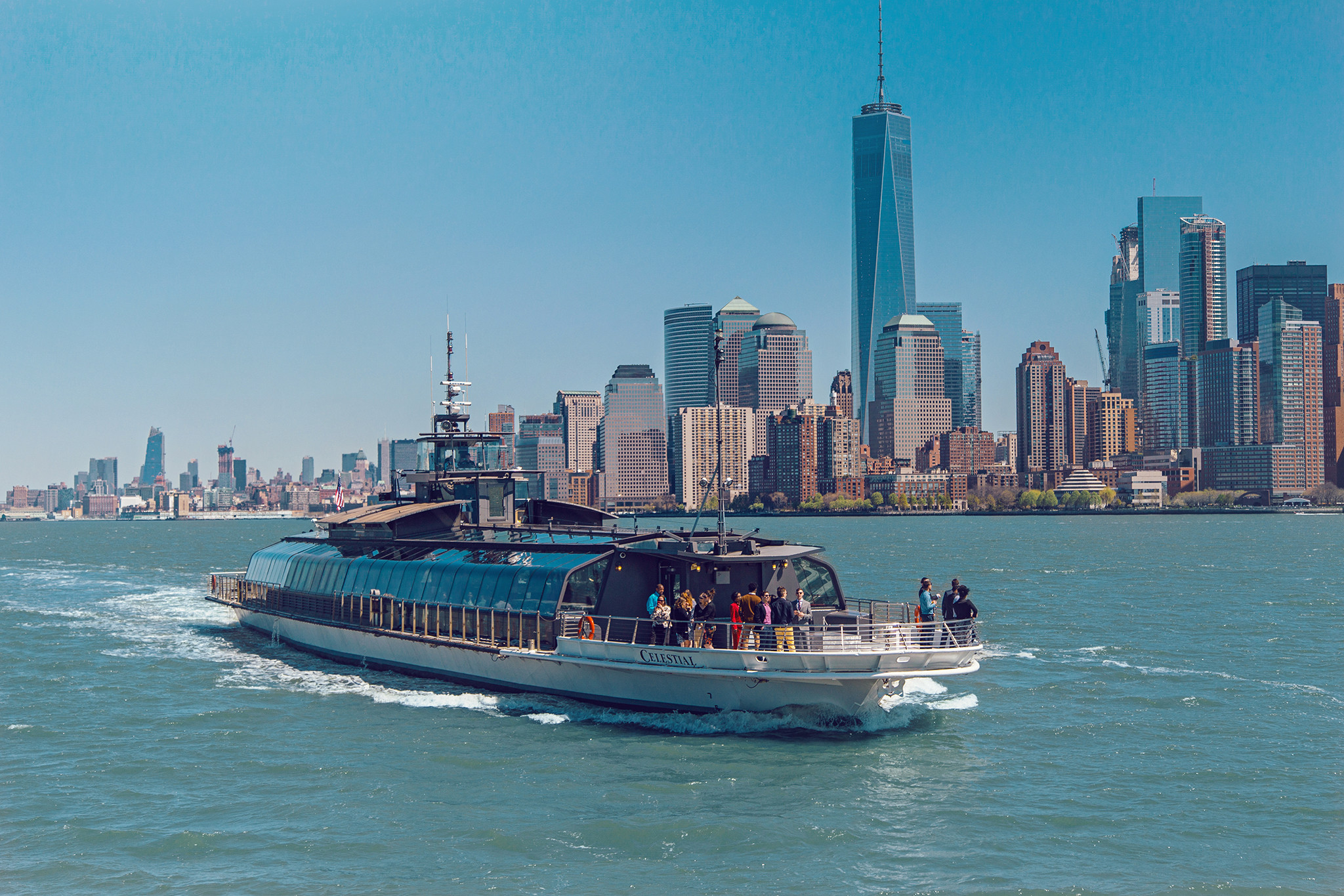 Cruise Dinner Nyc  7 Best Dinner Cruises in NYC for an Elegant Evening