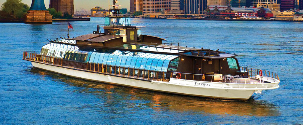 Cruise Dinner Nyc  Buy Bateaux New York Dinner Cruise Tickets at Broadway