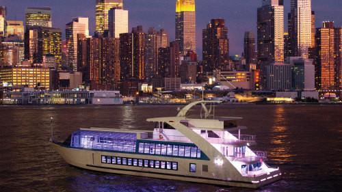 Cruise Dinner Nyc  Manhattan Dinner Cruise New York