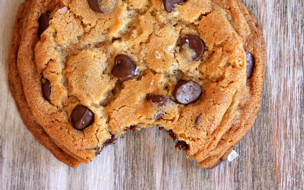 Crunchy Chocolate Chip Cookies  Whole Wheat Chocolate Chip Cookies
