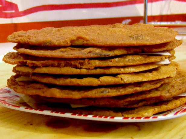 Crunchy Chocolate Chip Cookies  Thin and Crispy Chocolate Chip Cookies Recipe Food Network