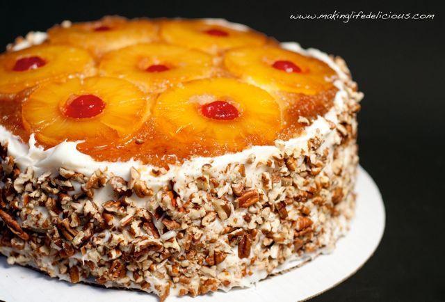 Crushed Pineapple Upside Down Cake  Google Image Result for es