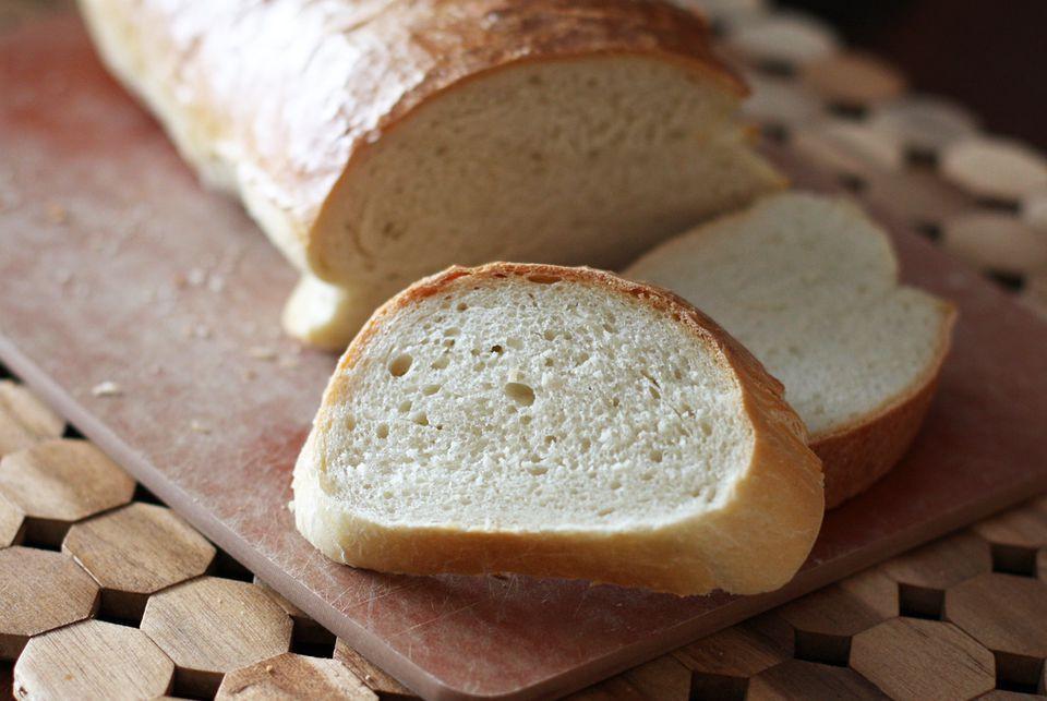Crusty French Bread Recipe  Bread Machine Crusty French Bread Recipe