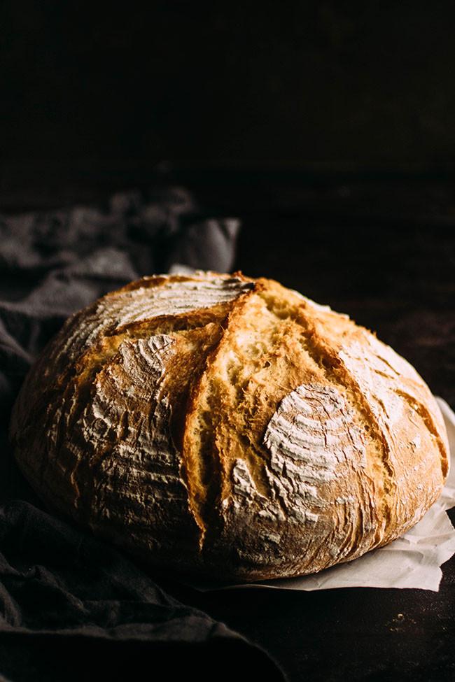 Crusty French Bread Recipe  Easy Crusty French Bread