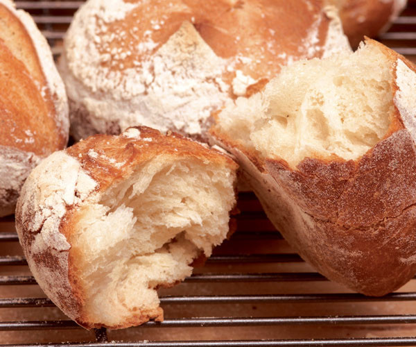 Crusty French Bread Recipe  Crusty French Bread Rolls Article FineCooking