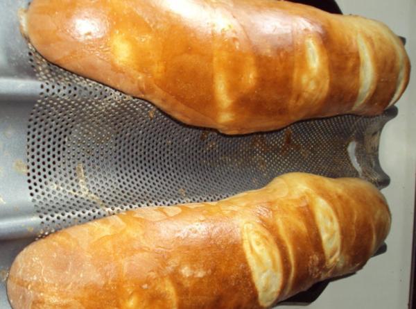 Crusty French Bread Recipe  Easy Crusty French Bread Recipe