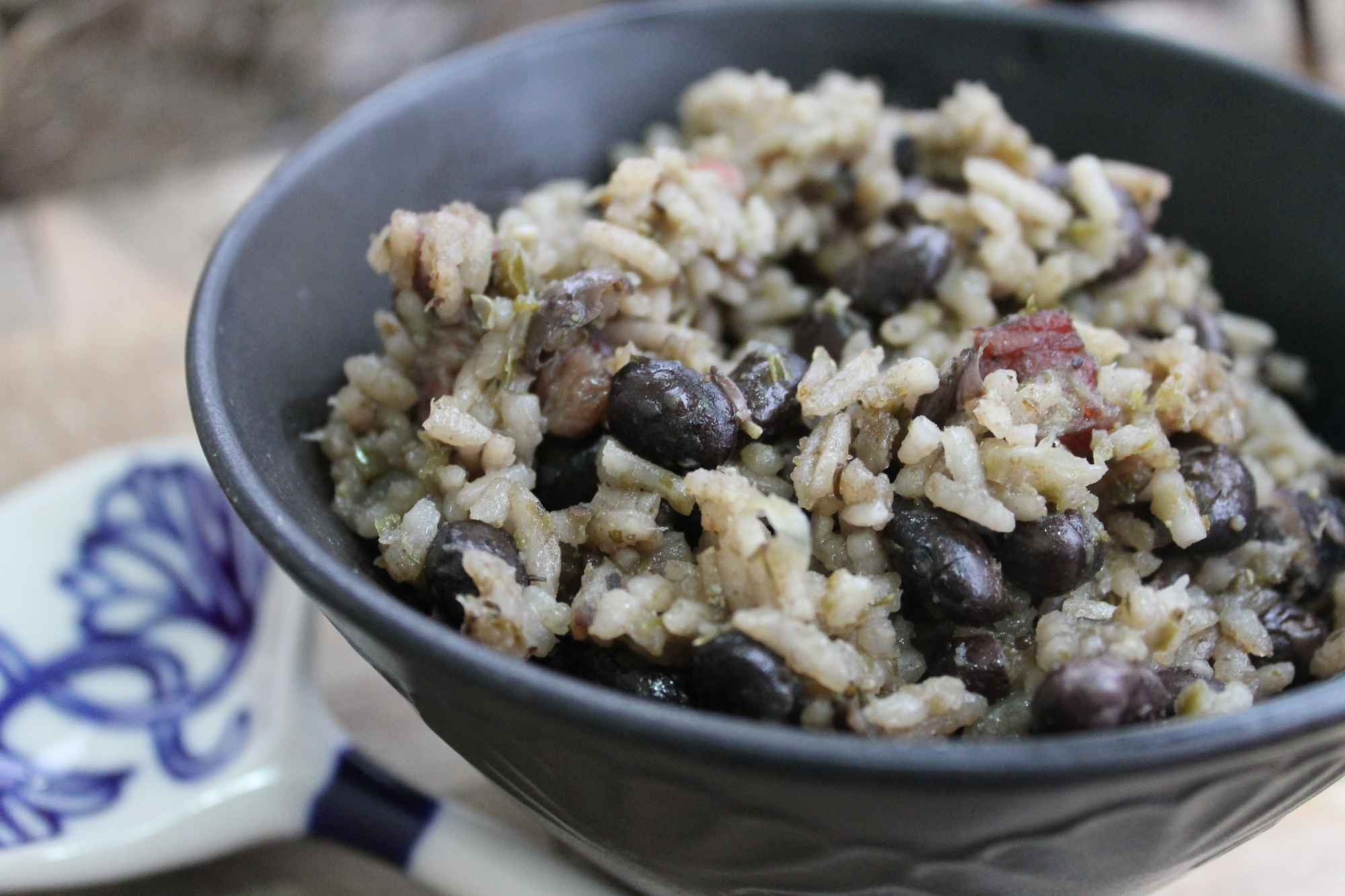 Cuban Black Beans And Rice  Cuban Black Beans and Rice · The Gastronomy Project
