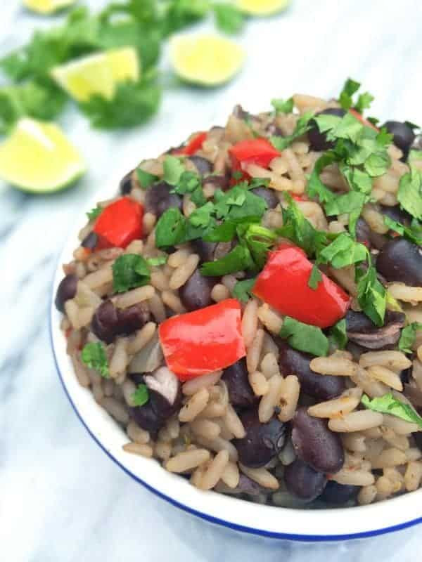 Cuban Black Beans And Rice  Cuban Beans And Rice Recipe — Dishmaps
