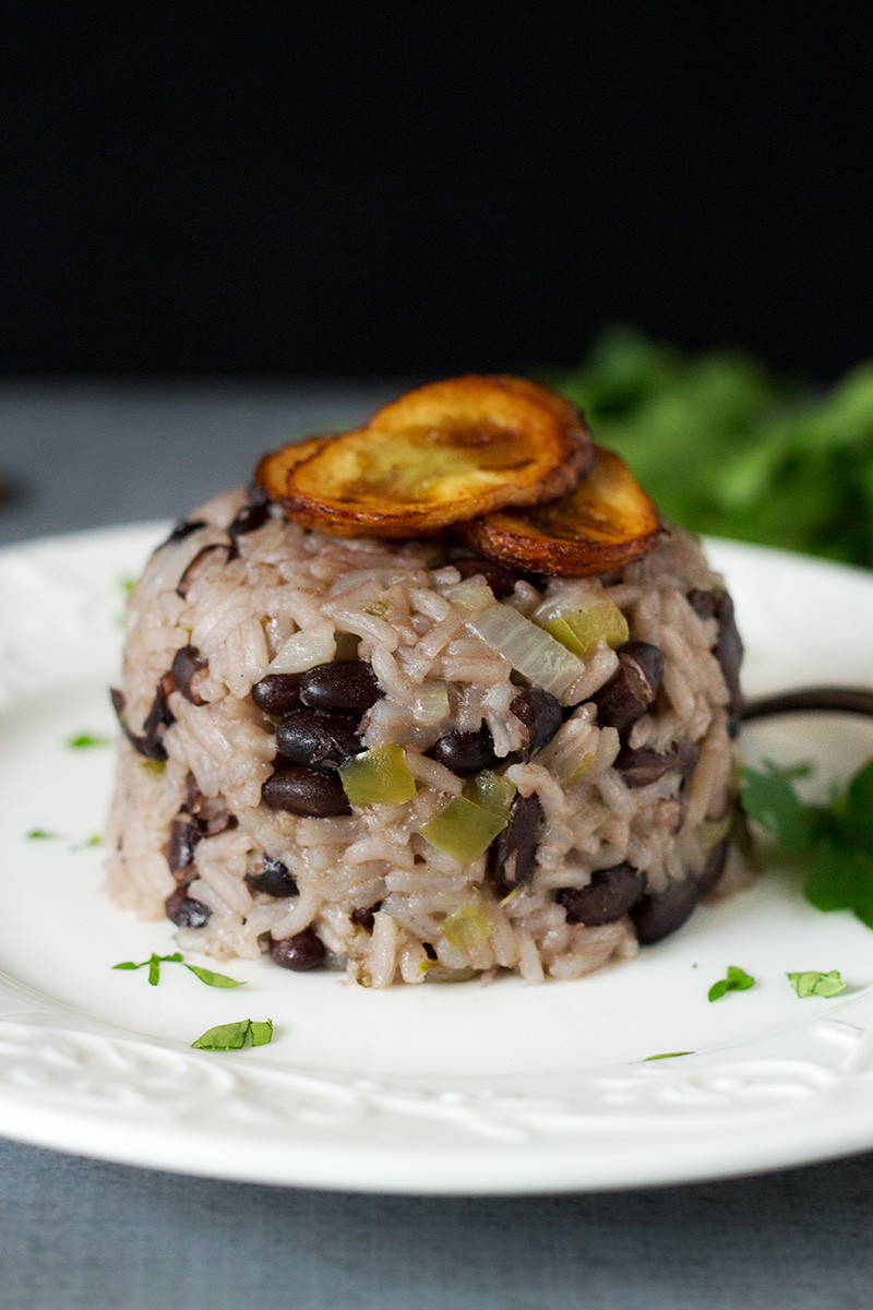 Cuban Black Beans And Rice  Classic Cuban Black Beans and Rice Moros Y Cristianos