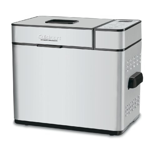 Cuisinart Bread Machine Recipes  Cuisinart BMKR 200PC Fully Automatic pact Bread Maker