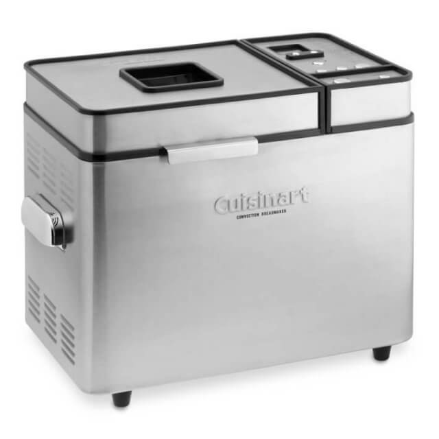 Cuisinart Bread Machine Recipes  Cuisinart Convection Bread Maker Review • Steamy Kitchen
