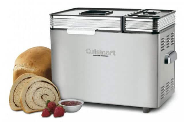 Cuisinart Bread Machine Recipes  Cuisinart Convection Bread Maker Review Steamy Kitchen