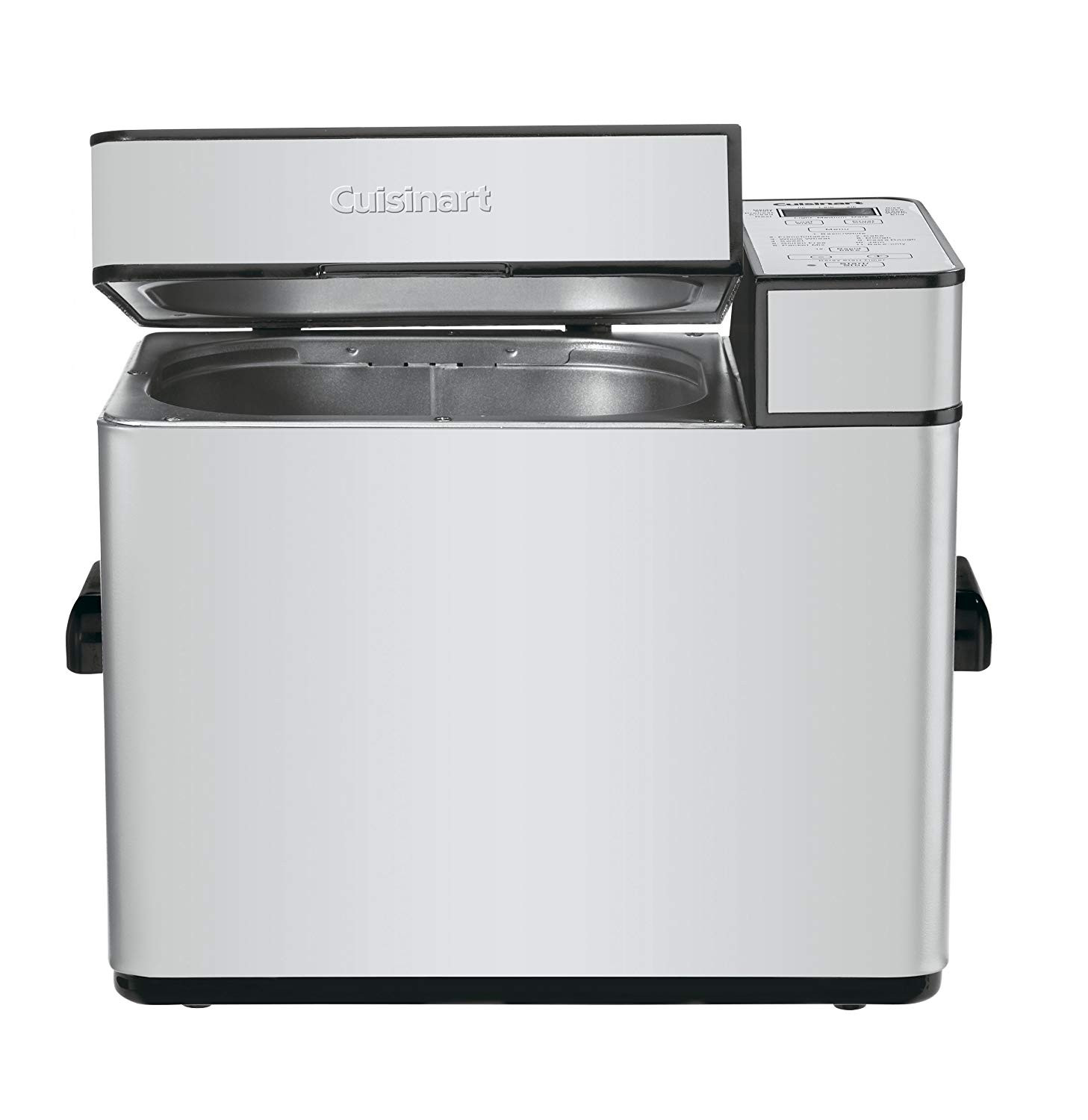 Cuisinart Bread Machine Recipes  New Cuisinart 2 Pound Programmable Breadmaker Stainless