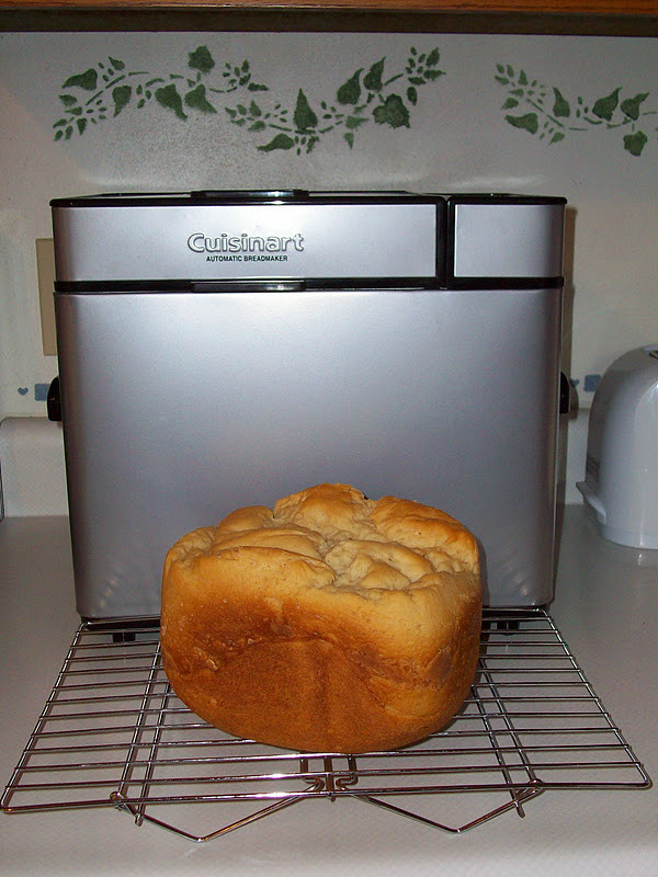 Cuisinart Bread Machine Recipes  Quilt Talk Cuisinart Bread Maker with GF Cycle