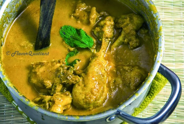 Curry Chicken With Onion  Spicy Chicken Curry with ions Flavor Quotient