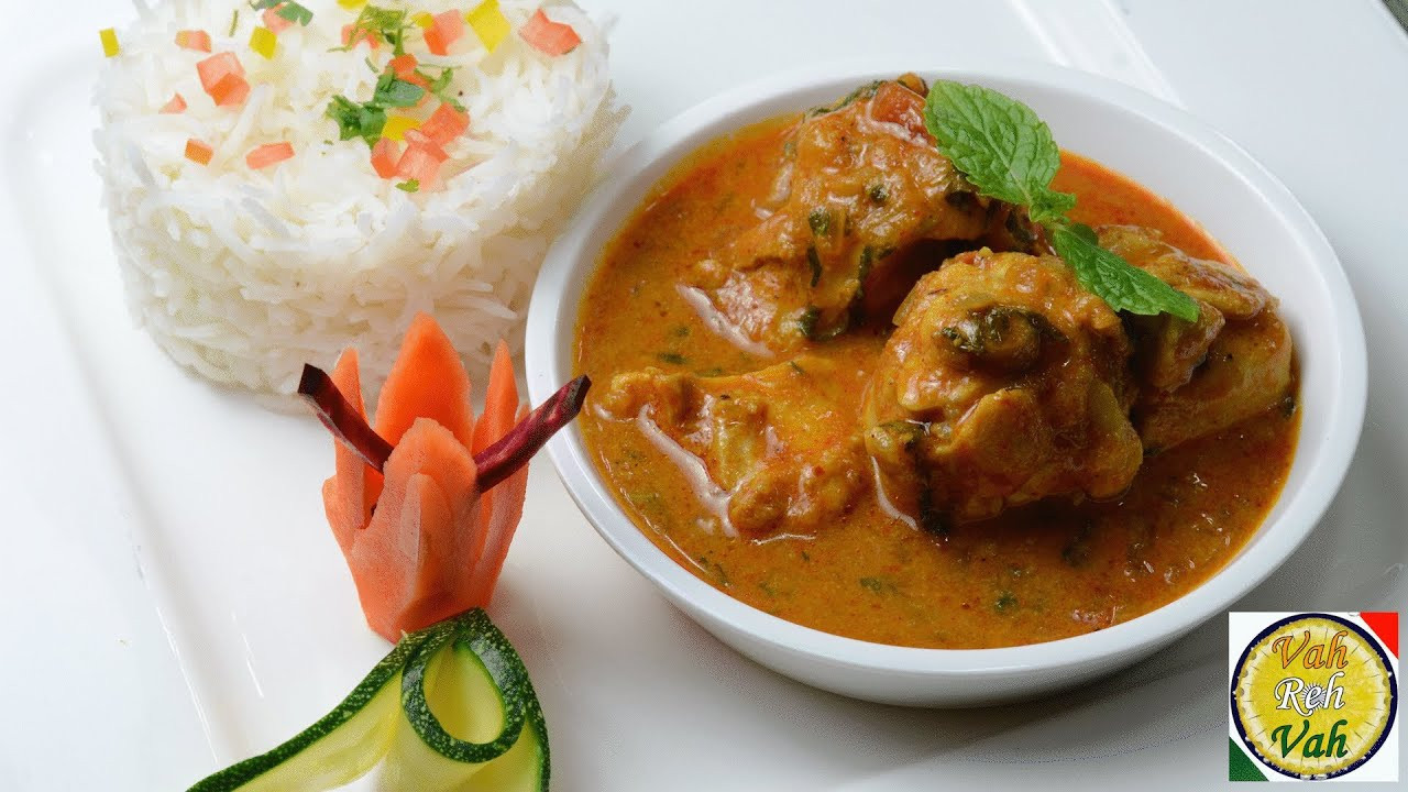 Curry Chicken With Onion  Easy Chicken Curry With ion Tomato Gravy By VahChef