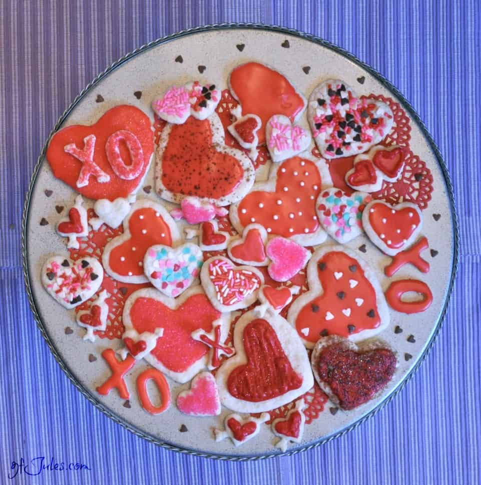 Cut Out Cookies  Gluten free cut out cookie mix clean light delight