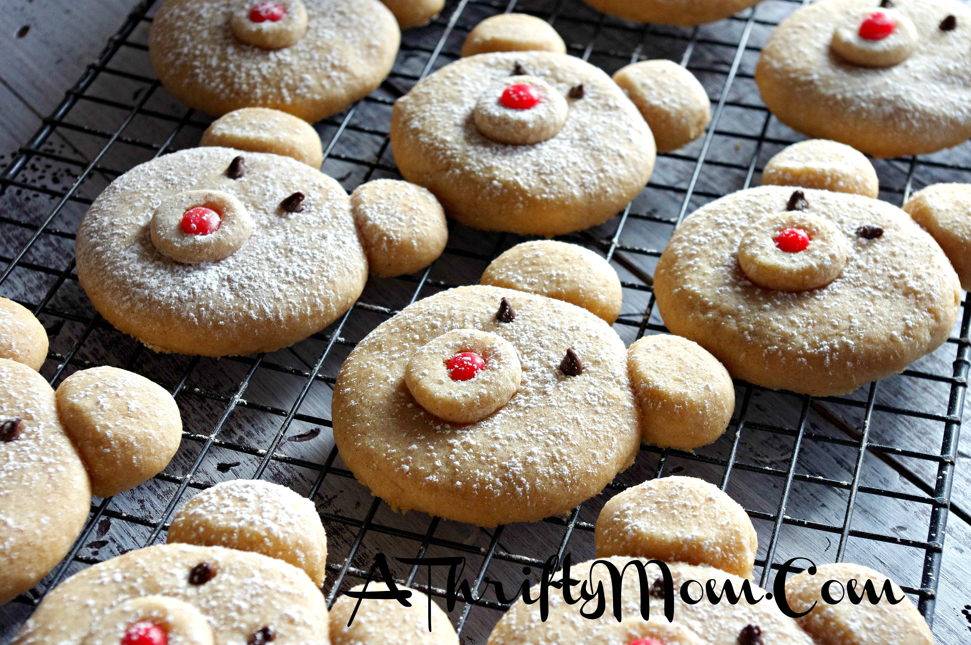 Cute Christmas Cookies  Christmas Cookies Cute Christmas Cookies How To Make