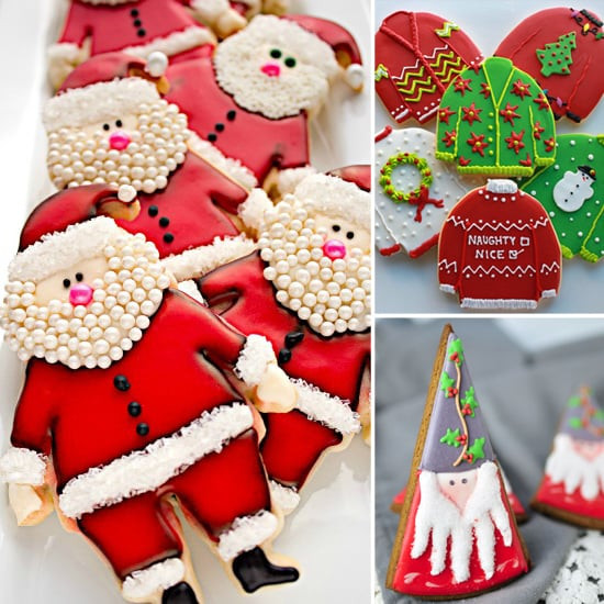 Cute Christmas Cookies  Cute Christmas Cookies For Kids