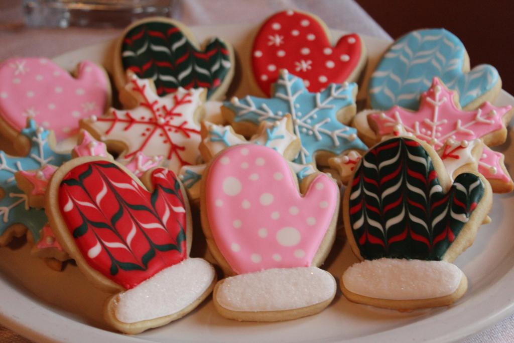 Cute Christmas Cookies  Cute Christmas Cookies – Happy Holidays
