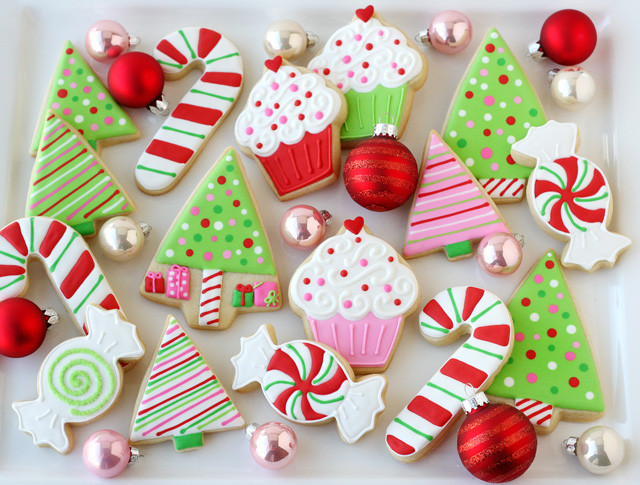 Cute Christmas Cookies  Cute Christmas Cookies Idea – WeNeedFun