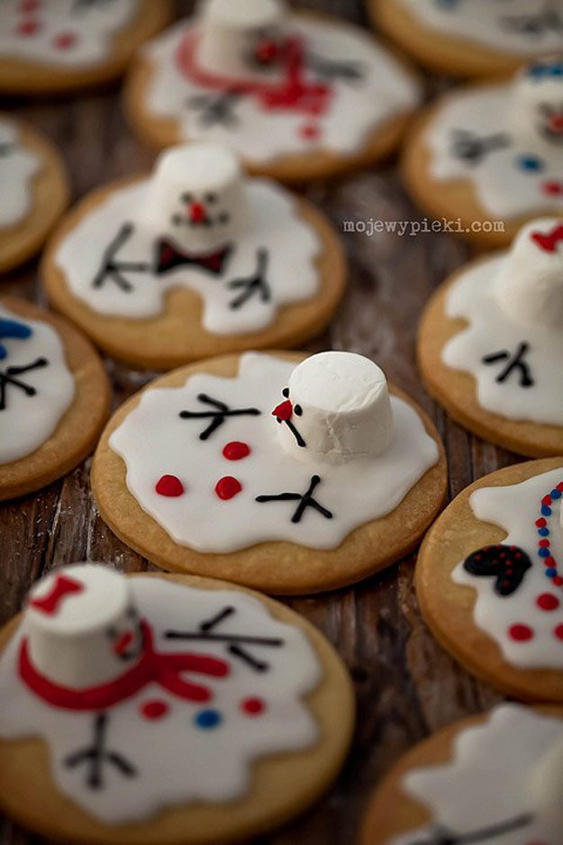 Cute Christmas Cookies  Best Christmas Cookie Recipes DIY Projects Craft Ideas