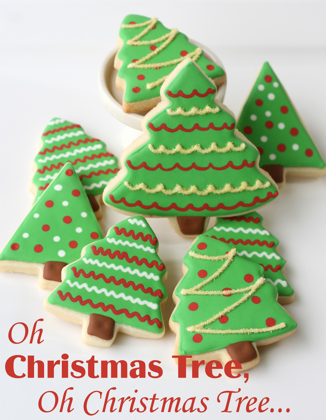 Cute Christmas Cookies  Christmas Cookies and Cute Packaging – Glorious Treats