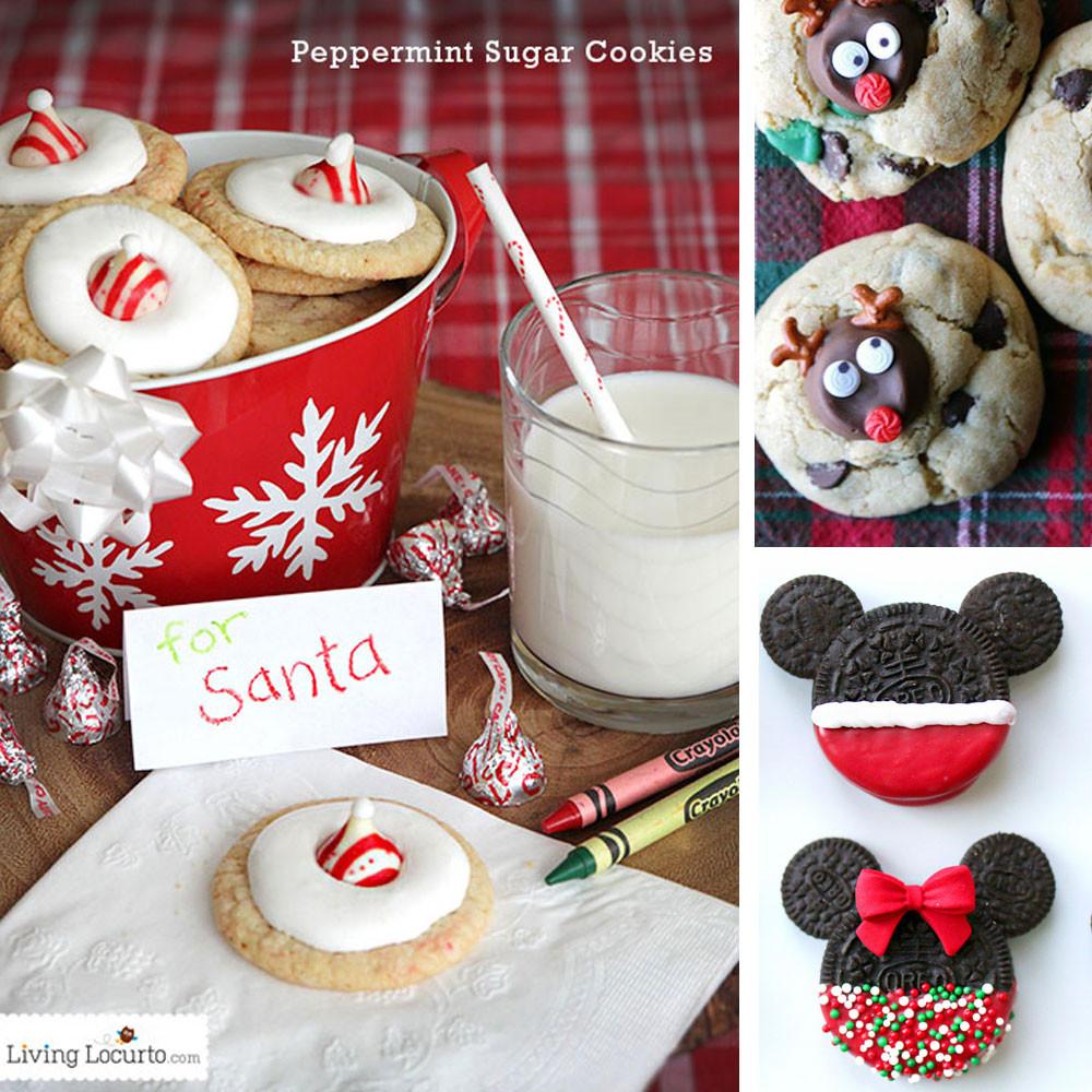 Cute Christmas Cookies  Cute Christmas Cookies Living Locurto