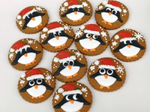 Cute Christmas Cookies  Cute Christmas Cookies