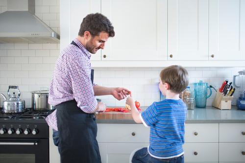 Dad Cooks Dinner  Dad Cooks Dinner Don t Call Him Mr Mom