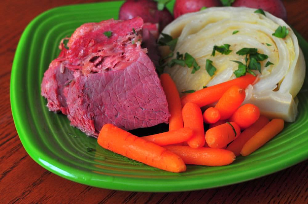 Dad Cooks Dinner  Pressure Cooker Corned Beef and Cabbage Dad Cooks Dinner