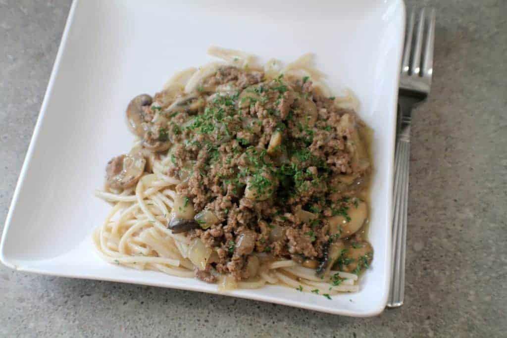 Dairy Free Beef Stroganoff  Gluten Free Beef Stroganoff With Paleo & Whole30 Option