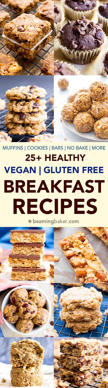 Dairy Free Brunch Recipes  25 Healthy Gluten Free Breakfast Recipes Vegan GF
