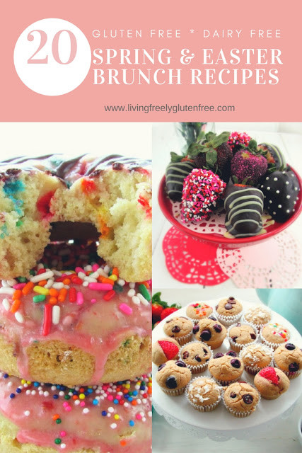 Dairy Free Brunch Recipes  20 Gluten Free and Dairy Free Easter Brunch Recipes