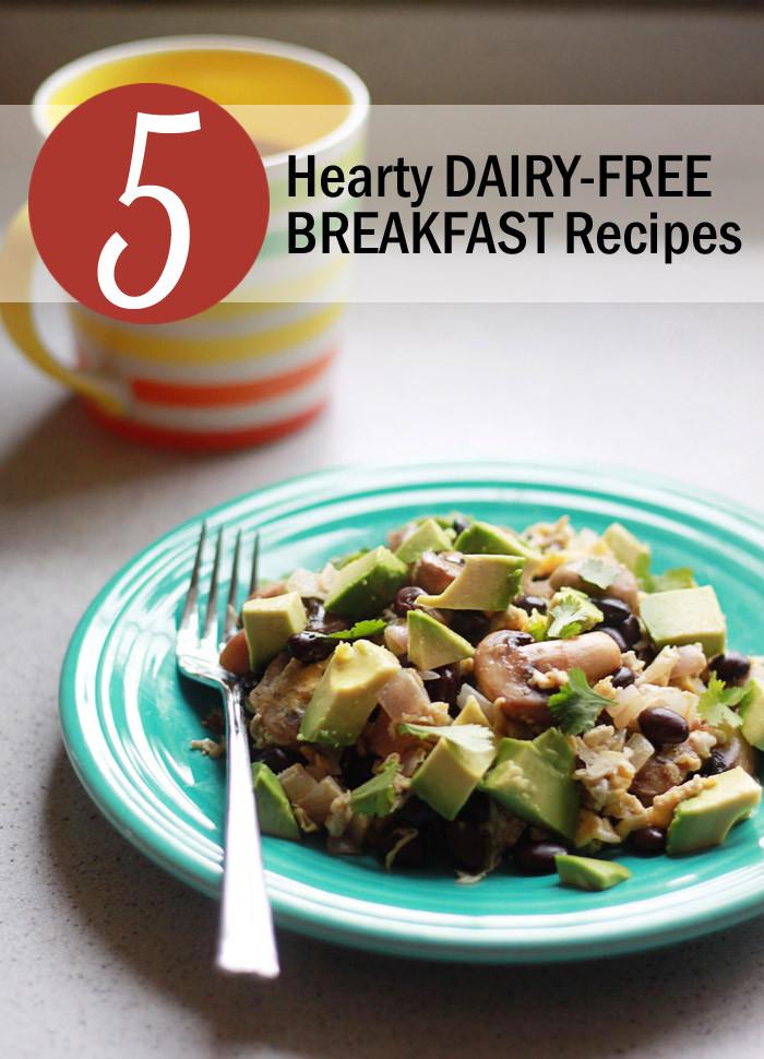 Dairy Free Brunch Recipes  5 Hearty Dairy Free Breakfast Recipes Kitchen Treaty