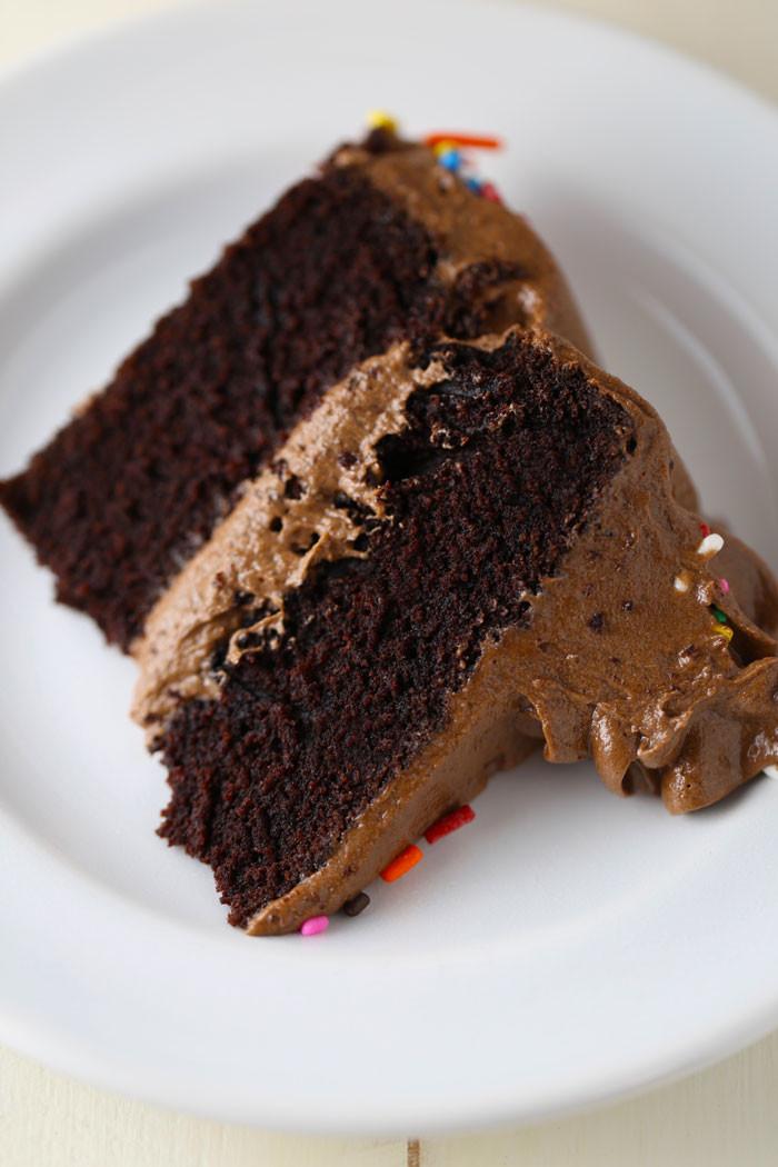 Dairy Free Chocolate Cake  Best Gluten Free Dairy Free Chocolate Cake Mom Loves Baking